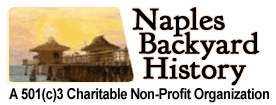 Naples Backyard History Naples Pier Florida